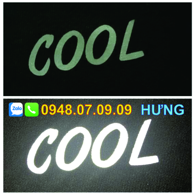 Heat Transfer Label