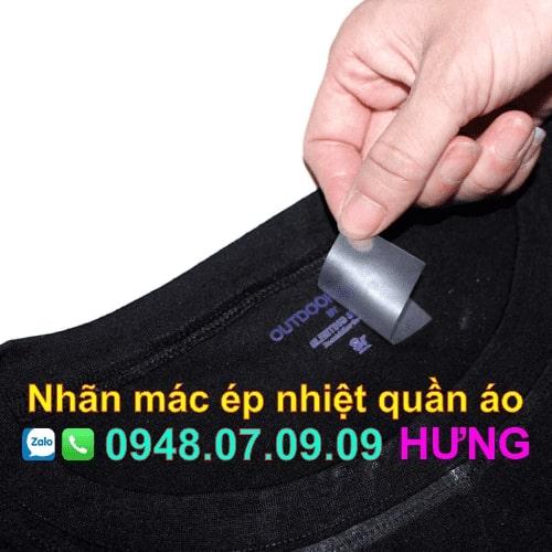 Nhãn mác quần áo